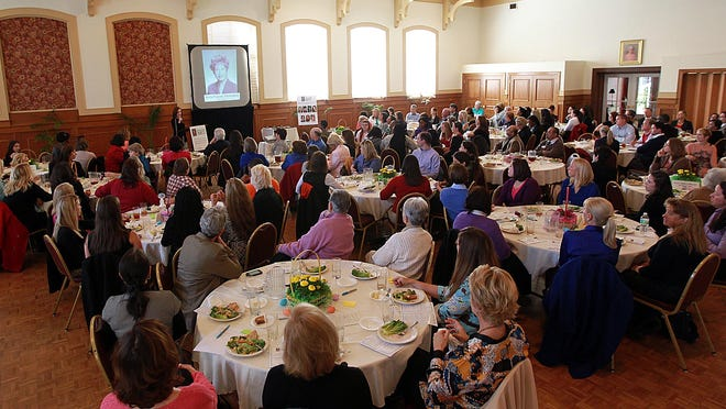 The Oasis Center for Women and Girls' will again hold a communitywide celebration of Women's History Month at Lively Cafe in St. John's Episcopal Church. This year's event is set for March 29.