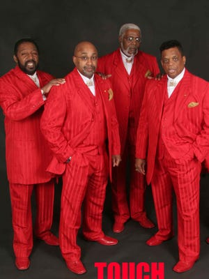 Motown Sounds of Touch will perform Saturday at the Majestic Theatre in downtown Chillicothe.