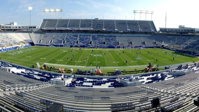 University of Kentucky's Commonwealth Stadium