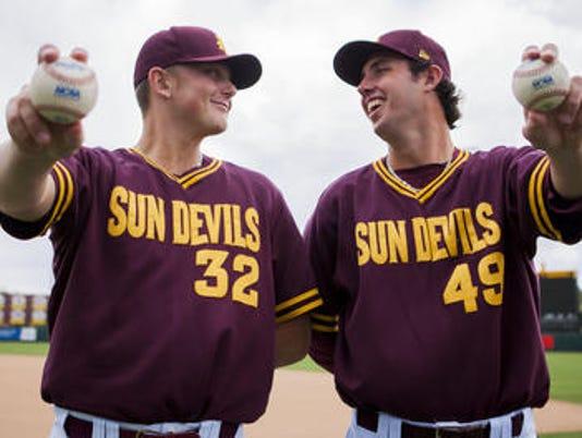 Ryan Burr and Ryan Kellogg