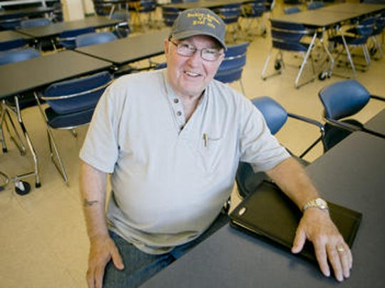 Bill Haack is the founder of the Wisconsin Rapids-based American Heroes Cafe. The Cafe will play host to Medal of Honor recipient Ken Stumpf on Wednesday.