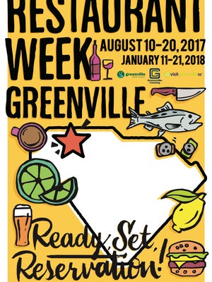 Restaurant Week now happens twice a year.