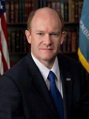 Sen. Chris Coons, D-Del.
