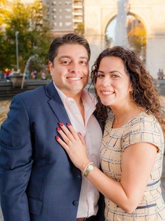 Engagements: Francisco Lopez Jr. & Amanda Santos