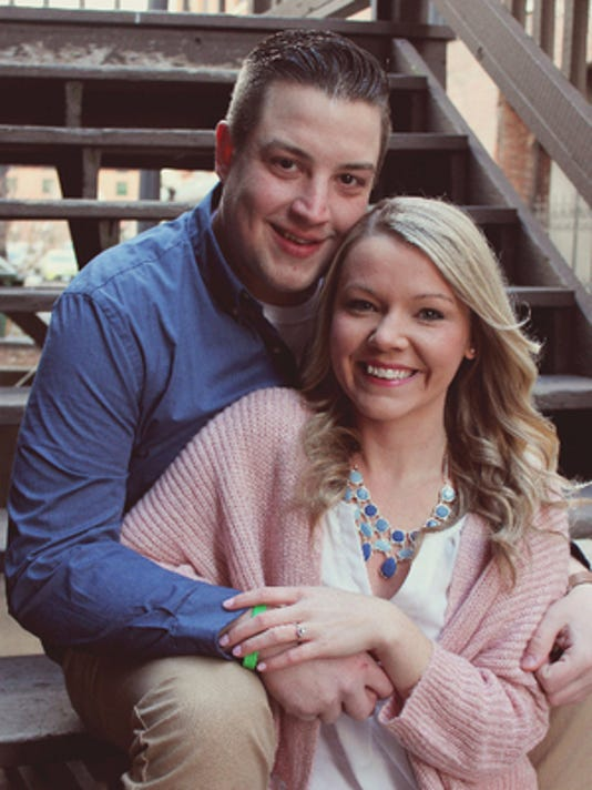 Engagements: Ann Colleen McGinn & Cory Douglas Cox
