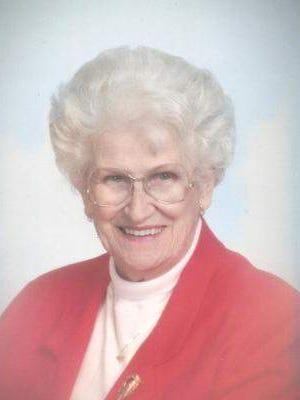 Virginia Romalee Alcorn