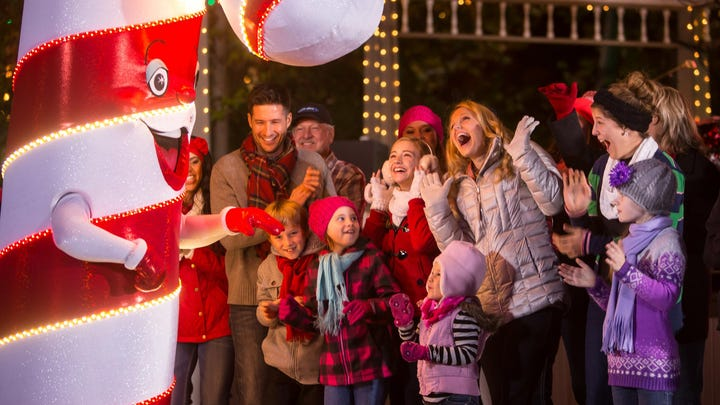 An Ozarks Christmas at Silver Dollar City