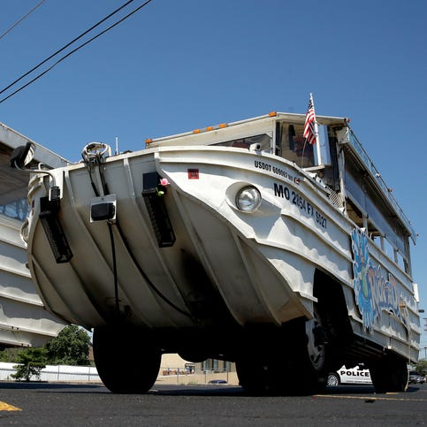 Branson duck boat salvage, Ferguson Fire, deportations: 5 things you need to know Monday