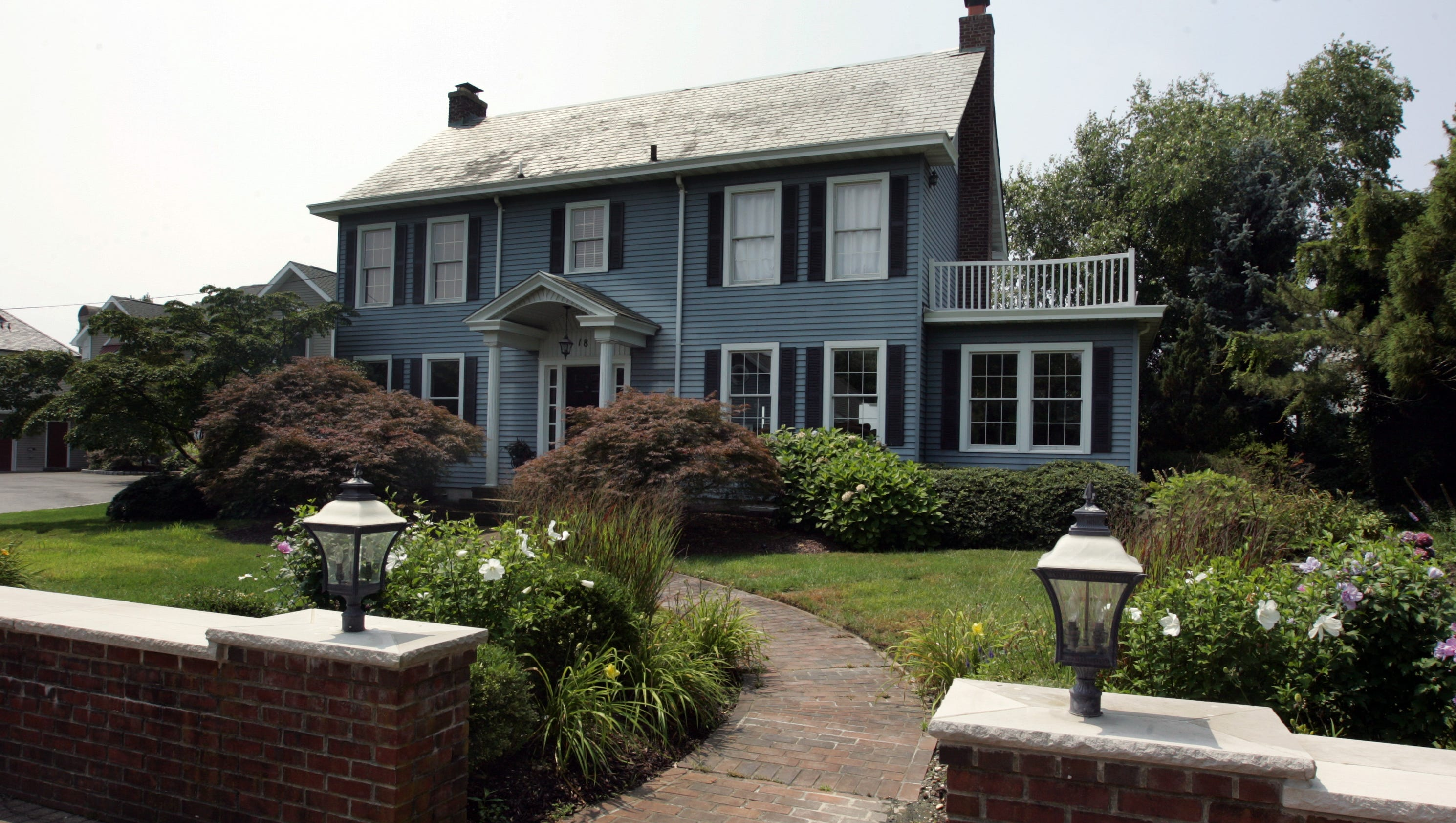 Home Floor Plans With Basement N J Town Still Haunted By Amityville Horror