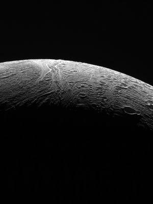NASA's Cassini spacecraft completed its final close flyby of Saturn's moon Enceladus on Dec. 19.