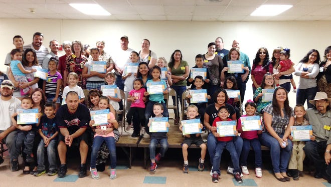 The Kiwanis Club of Silver City began recognizing Grant County's Terrific Kids last week. The program recognizes elementary students who demonstrate a positive attitude, good character and responsible citizenship.
