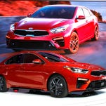 2019 Kia Forte gets bigger with better m.p.g.