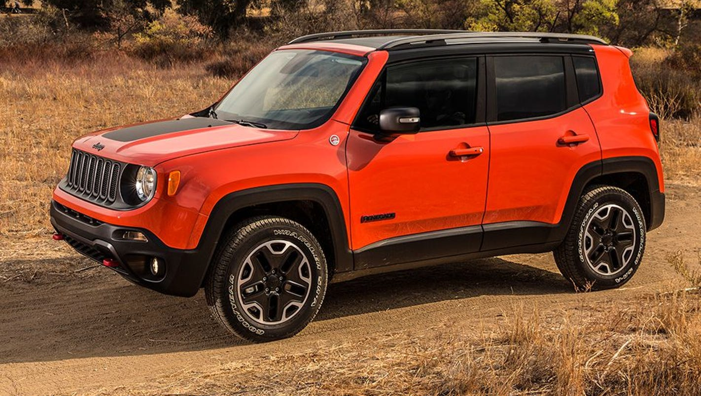 car review: 2016 jeep renegade trailhawk