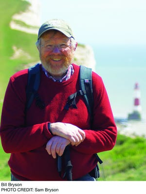 Bill Bryson, an award winning best selling author and humorist, is speaking at CSU on Sunday.