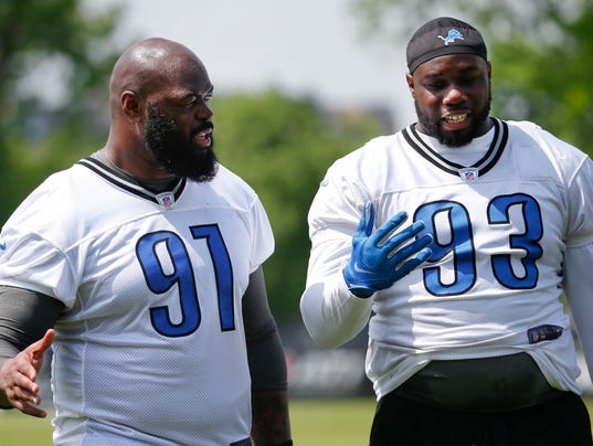Wholesale NFL Nike Jerseys - Detroit Lions' Tyrunn Walker: 'Now I can really put my touch on it'