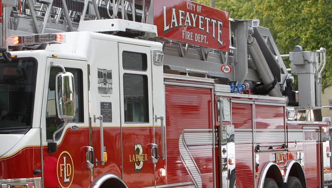 Lafayette Fire Department now has a phone line dedicated to tips about arson fire.