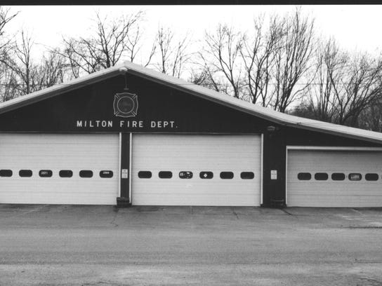 A new fire station to replace the single-bay building