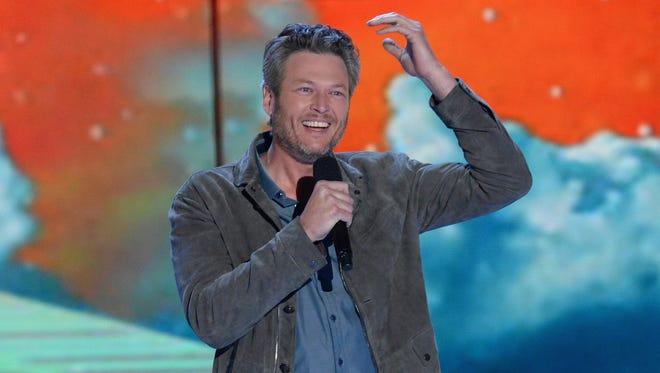 It's been a head-scratcher of a news week for Blake.