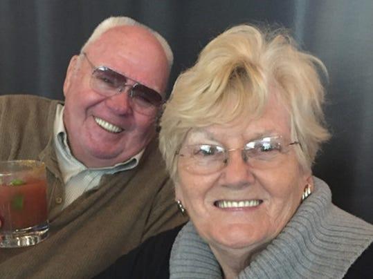 Anniversaries: Jack Edel & Pat Edel