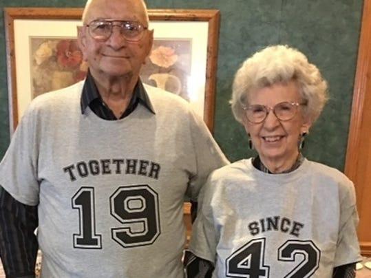 Anniversaries: Joe Smith & Catherine Smith