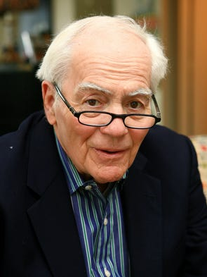 Jimmy Breslin, the iconic and Pulitizer Prize-winning