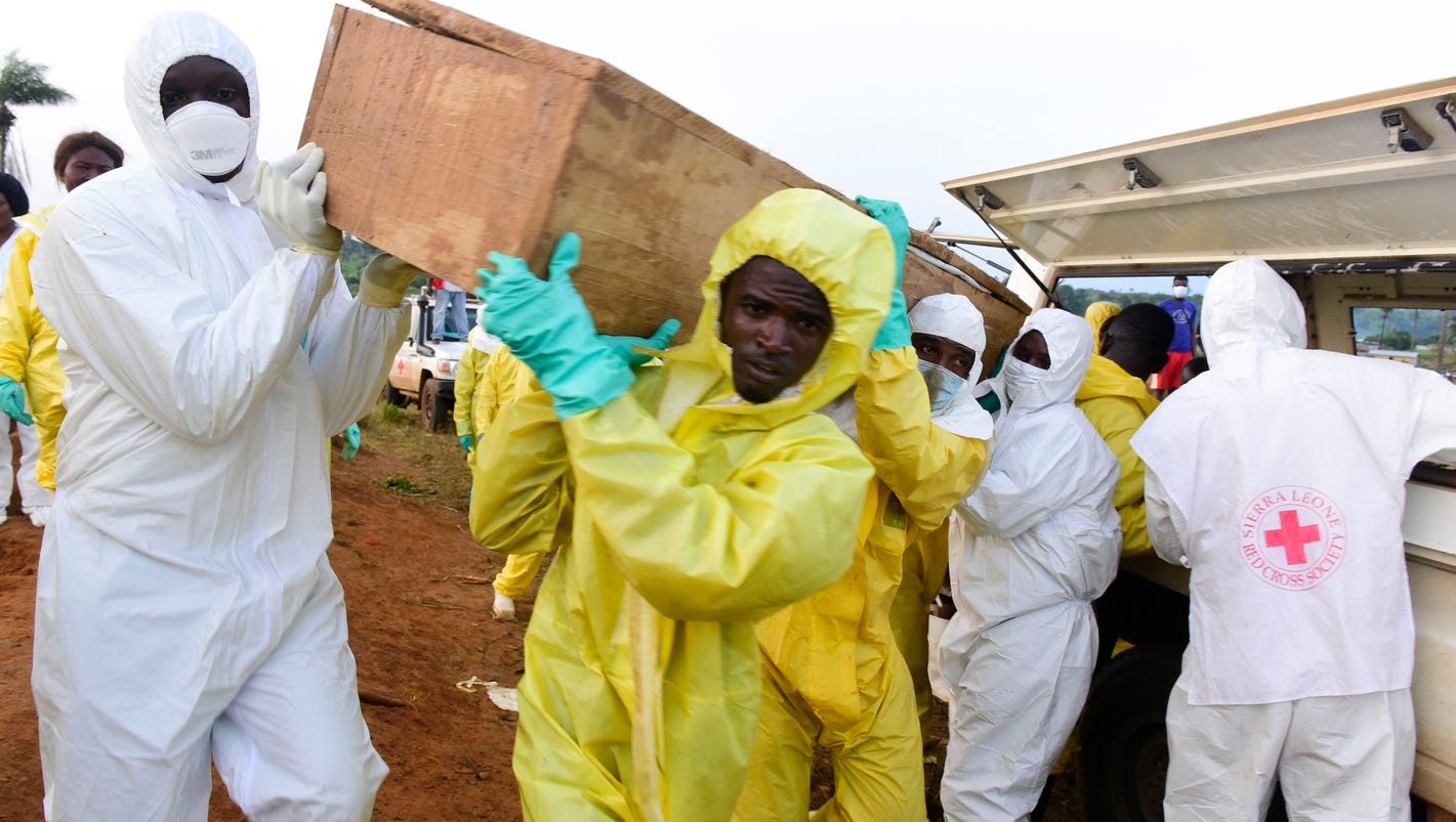 There's a new Ebola epidemic facing African nations: This one involves corruption