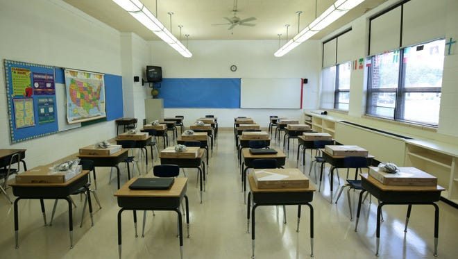 The Michigan House passed legislation aimed at cutting back on lengthy school expulsions and suspensions.