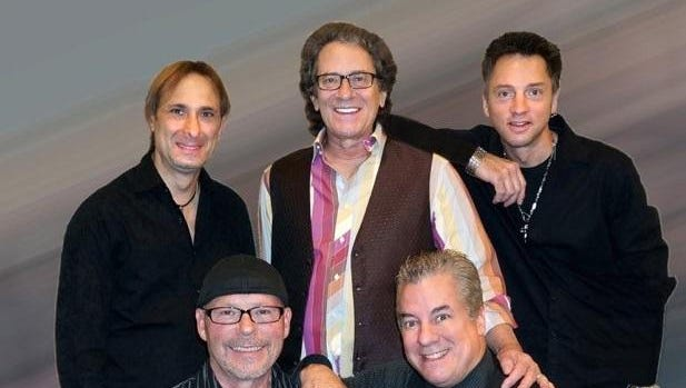 Gary Lewis (center) and the Playboys will perform Friday at Magic City Music Hall in Binghamton.