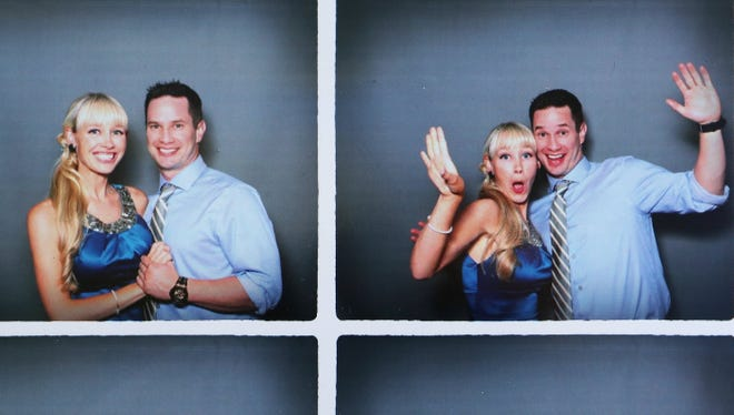 These contributed photos show Sherri and Keith Papini. Sherri Papini was missing for three weeks but was found on Thanksgiving morning.