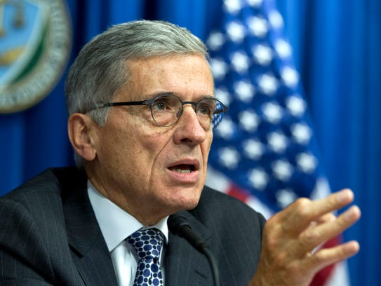 Former  Federal Communications Commission (FCC) Chairman