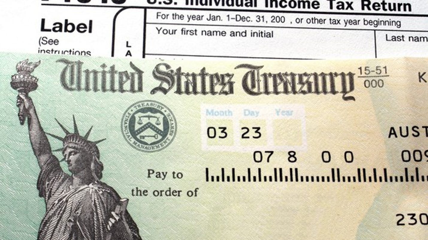 Tax Season 3 Reasons You Re Not Dumb To Want A Big Tax Refund