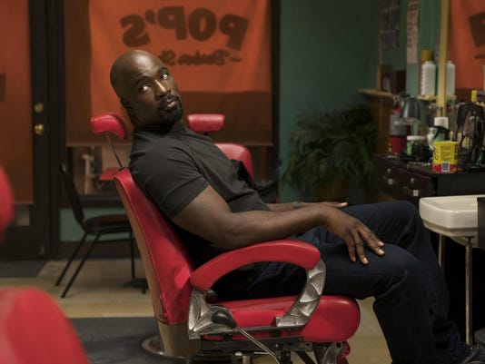 Mike Colter,2