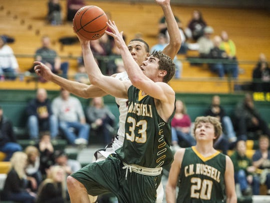 CMR v Bozeman Boys Basketball