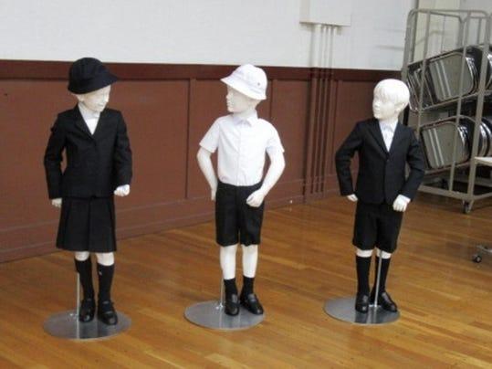 Japan Pricey Uniform