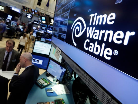 TIME WARNER CABLE - CHARTER COMMUNICATIONS