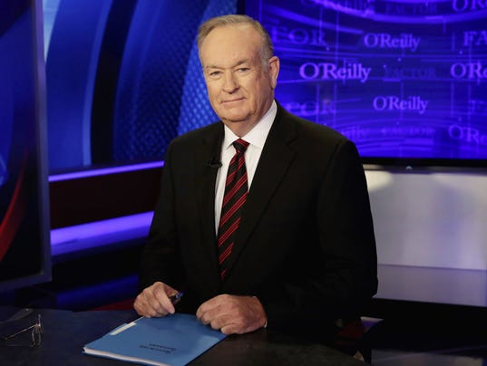 AP TV-FOX-O'REILLY A ENT FILE USA NY