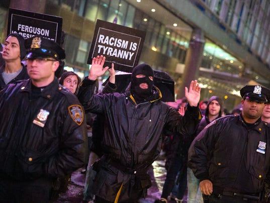 EPA EPASELECT USA GARNER PROTEST POL CITIZENS INITIATIVE & RECALL USA NY