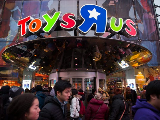 Top Toys At Toys R Us : Toys r us timeline history of the nation s top toy chain