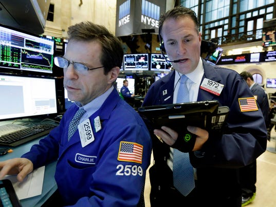 AP FINANCIAL MARKETS WALL STREET F A USA NY