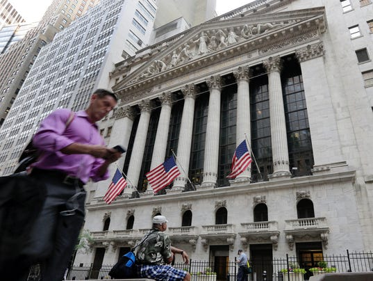 AP FINANCIAL MARKETS WALL STREET BRITAIN EU F USA NY