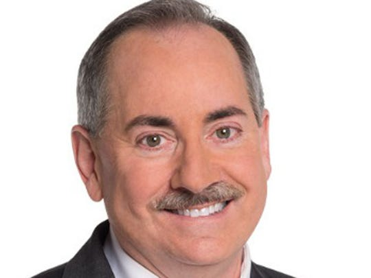 Anchor Dave Barras