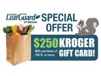 $250 Kroger Gift Card