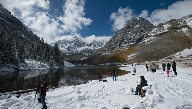 8 tips for cold weather hiking and camping in Colorado