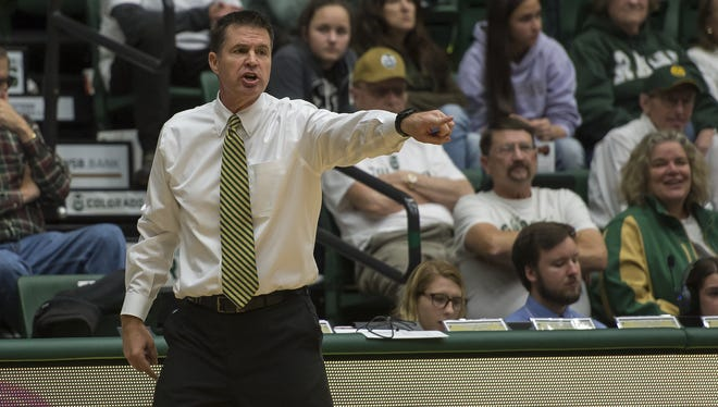 In addition to the graduation of three seniors, five players are leaving the CSU women's basketball program.