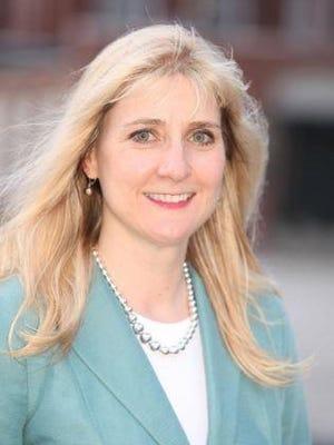 New Hampshire Senate President Donna Soucy.