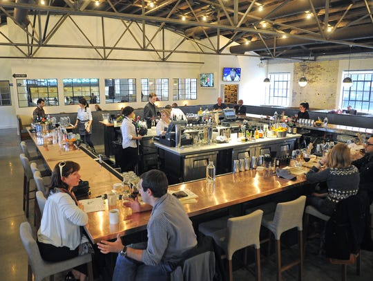 Pinewood Social is among the Nashville restaurants that have expressed interest in running an airport location under the proposed new developer model.