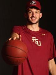 Florida State freshman forward Wyatt Wilkes hopes to