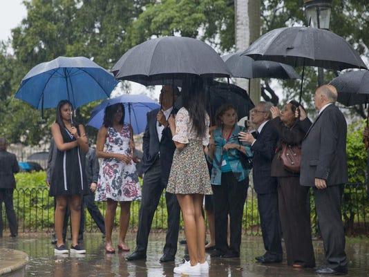 Cuba Obama_Ball