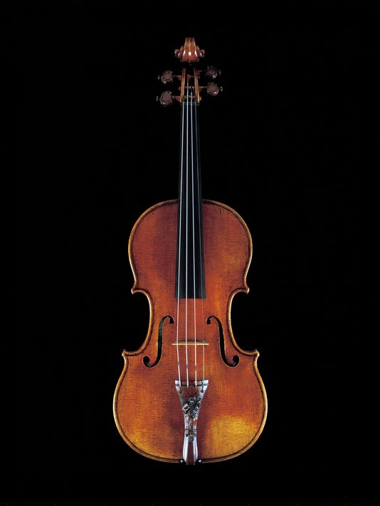 Violinists can't tell new violins from old, study shows