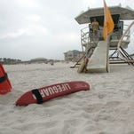 Rip currents, sun, crowds expected at area beaches